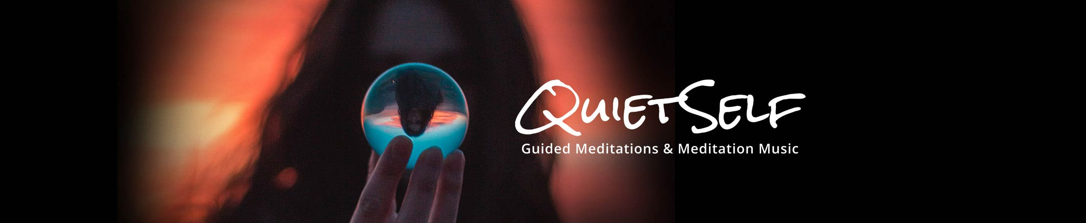 QuietSelf: Guided Meditations & Meditation Music